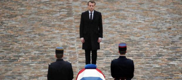 VIDEO. Hommage à Arnaud Beltrame : « sa mémoire vivra, j'y ... - ouest-france.fr