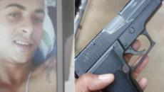 Homem foi tentar assaltar filha de policial e acabou levando a pior; confira
