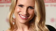 Frizzi, Michelle Hunziker si difende: 'Il dolore lo affronto così'