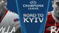 Sevilla FC recibe al Bayern de Múnich en la UEFA Champions League