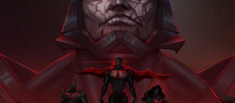 Darkseid es uno de los villanos mas temibles en toda la Liga de la Justicia