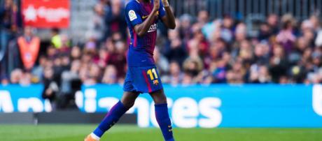Dembele quiere salir del Barcelona
