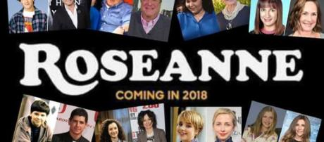 Donald Trump congratulates Roseanne Barr, takes credit for high ratings. [Image Credit: Roseanne Facebook]