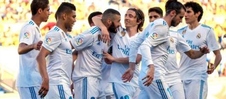 Gareth Bale guía al Real Madrid a la victoria
