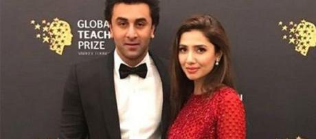 Have Ranbir Kapoor And Mahira Khan BROKEN UP? - (Movie Talkies/Youtube)