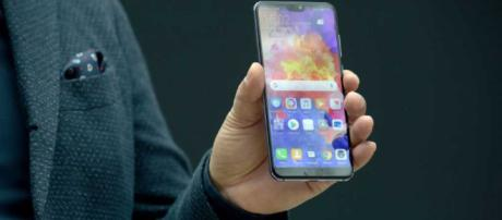 Huawei unveils iPhone X, Galaxy S9 challenger - Gadgets,Asia ... - arabianbusiness.com