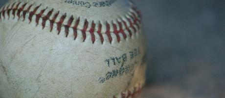 Image of a baseball -- Sean Winters/Flickr.