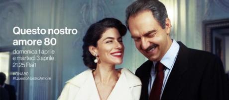 Questo Nostro Amore 80: dal 1° aprile su RaiUno la terza stagione