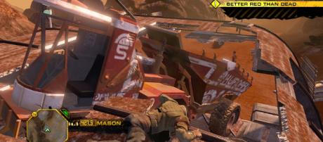 Red Faction: Guerrilla: Re-Mars-tered Edition announced - [Image by Tom Francis via Flickr]