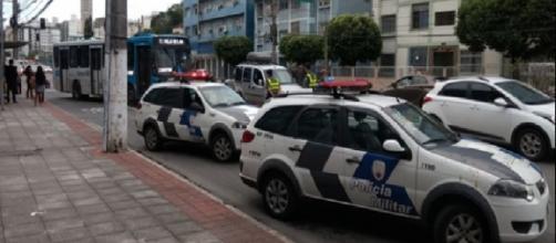 Bandido morre após trocar tiros com a Polícia Militar do Espirito Santo