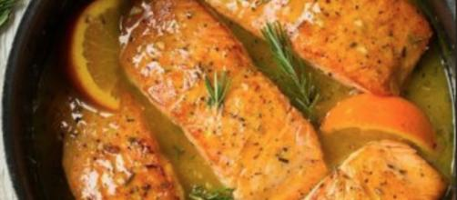 Citrus Salmon (Twitter via Recipes FoodMag)