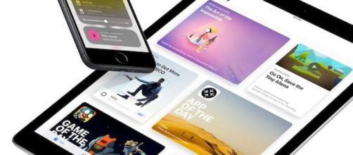 Dispositivos Apple que se ejecutan en iOS 11.