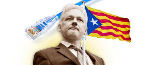 Ecuador deja incomunicado a Julian Assange tras opinar sobre Skripal y Catalunya