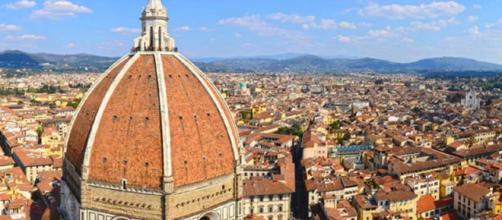 Firenze ,una della città d'arte più belle d'Italia, ha accolto le Olimpiadi di italiano