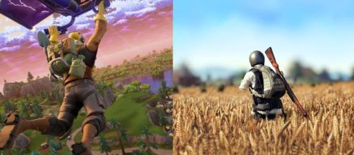 Fortnite y PUBG se ven muy similares, pero se sienten muy diferentes