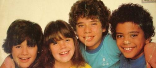 Grupo Balão Mágico, que fez sucesso nos anos 80 e 90