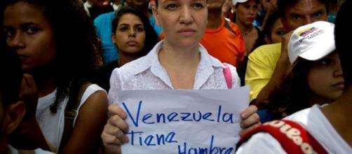 Hombres comen mejor y más que las mujeres en la crisis venezolana - el-carabobeno.com