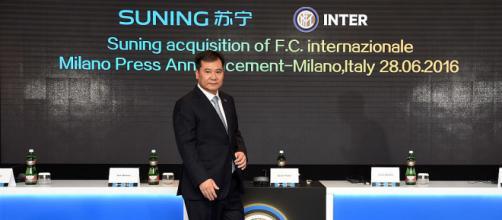 Inter, Suning rivoluziona la dirigenza?