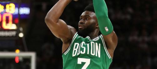 Jaylen Brown injury update: Celtics F suffered concussion after ... - sportingnews.com