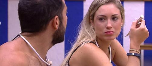 Jessica compara Kaysar com Lucas