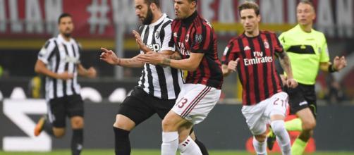 Juventus - Milan diretta della partita