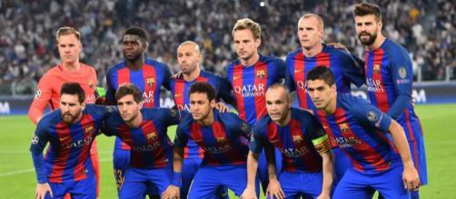 Los jugadores que deberían dejar el Barcelona al final de ... - diez.hn
