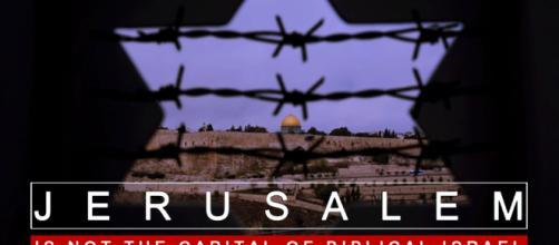 Mr. Trump, Jerusalem is not the capital of biblical Israel ... - wordpress.com