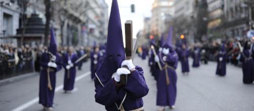 Procesiones Semana Santa 2018 en Madrid