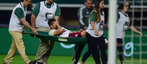 Ya hay un reporte oficial de las lesiones de estos jugadores mexicanos