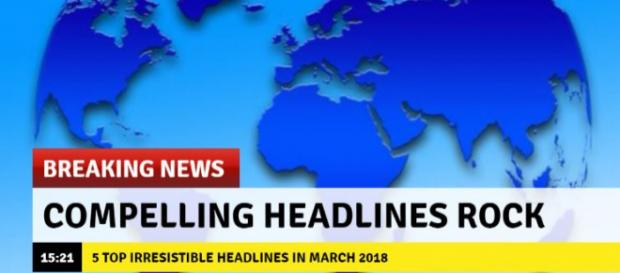 5 Top Compelling Headlines that were hard to resist in March - Image J Flowers via Break Your Own News. com
