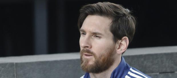 La selección Argentina no puede ganar sin Messi