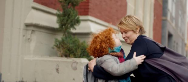 Could Cynthia Nixon be what NY needs? [Image source: Cynthia For New York/YouTube screenshot]
