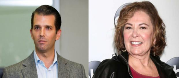 Donald Trump Jr., Roseanne, via Twitter