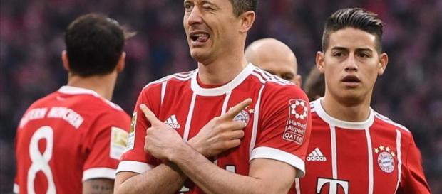 Dortmund no ofrece resistencia en la fea derrota por 6-0 ante el Bayern Munich