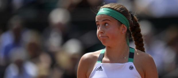 Jelena Ostapenko: She wins when she wants - French Open women 2017 ... - eurosport.com