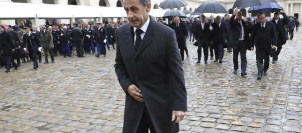 Nicolas Sarkosy negó acusaciones en su contra.