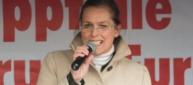 Pegida wirft Tatjana Festerling aus der Führungsriege - WELT - welt.de