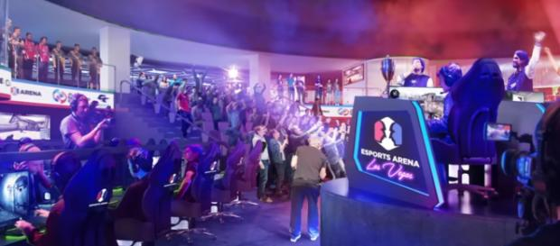 The new eSports Arena has opened where the old LAX nightclub once was [Image via ESports Arena / YouTube Screencap]