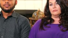 '90 Day Fiance' Star Luis seems to be accusing of Molly of domestic violence