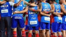 Esporte Clube Bahia mobiliza torcedores e pede orações pela Síria: #PrayForSiria