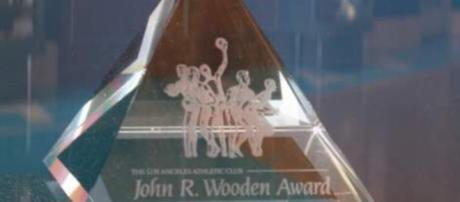 The finalists for the men's and women's Wooden Award were announced. Image Source: Wikimedia Commons | Bagumba