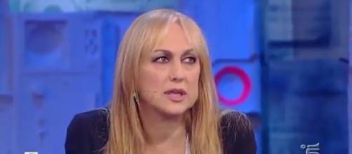 Alessandra Celentano ad Amici (da LaNostra Tv)