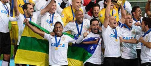 Corinthians campeão do Mundial de 2012