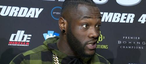 Deontay Wilder Promises Murder in the Ring, 'I'ma End His Life ... - tmz.com