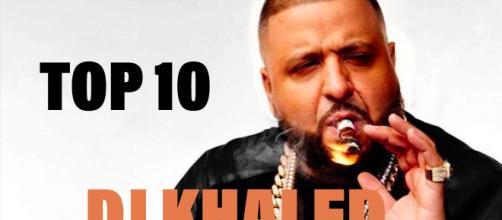Dj Khaled lanza nueva canción con colaboraciones de varias estrellas