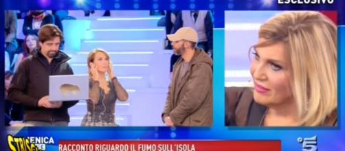 Domenica Live, scatta la censura sul canna-gate