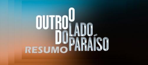 Em O Outro Lado do Paraíso, Renato pede Clara em casamento.(foto reprodução).