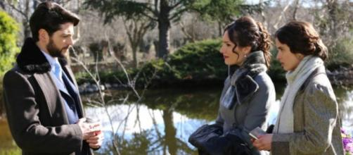 Il segreto: i malori di Camila e Beatriz disperata.
