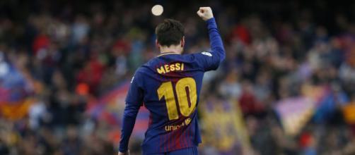 Increíble: la genialidad de Lionel Messi con la que alcanzó los ... - com.ar