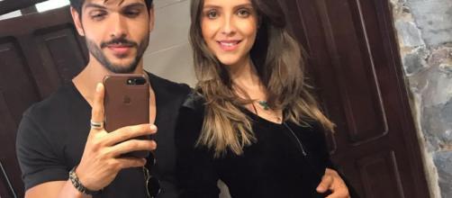 Internautas acusam Ana Lúcia de se encontrar com Lucas